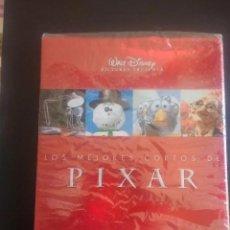 Cine: DVD LOS MEJORES CORTOS DE PIXAR VOLUMEN 1. Lote 205831435