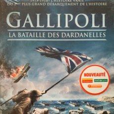 Cine: GALLIPOLI LA BATAILLE DES DARDANELLES. Lote 205848493