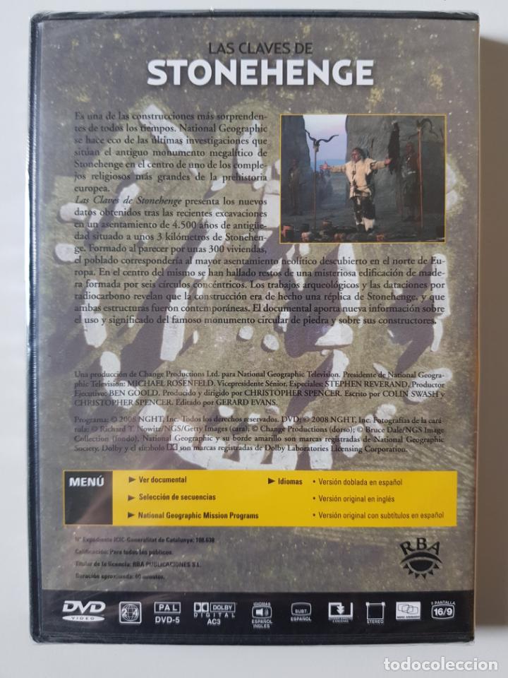 Cine: Las claves de Stonehenge (2008) - PRECINTADO - Foto 2 - 205850885