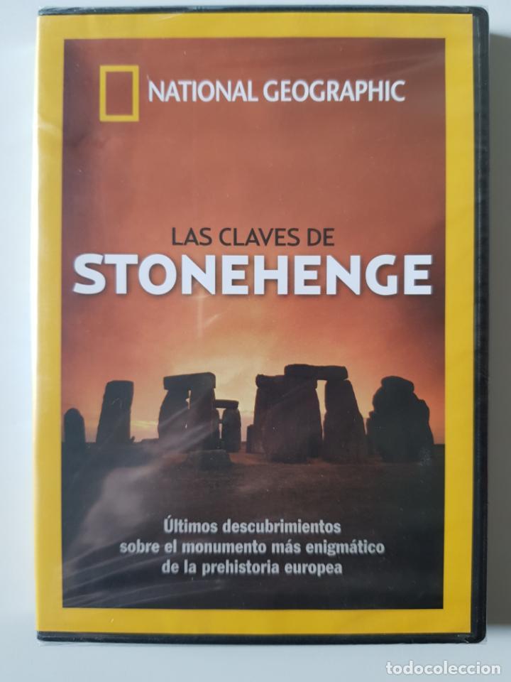 LAS CLAVES DE STONEHENGE (2008) - PRECINTADO (Cine - Películas - DVD)