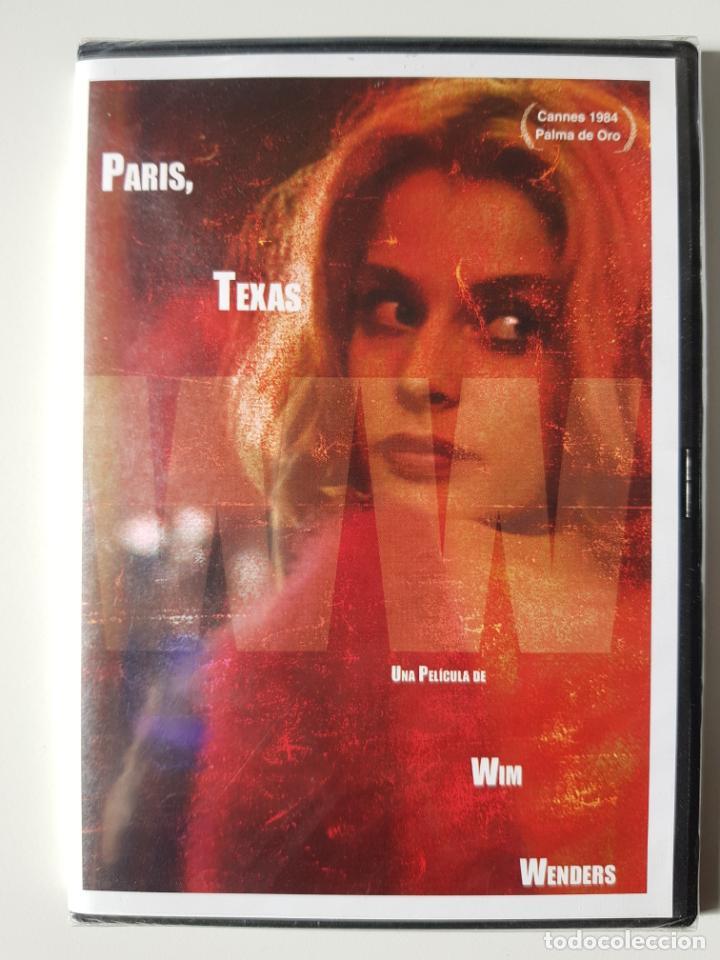 PARIS TEXAS (1984), DE WIM WENDERS, CON HARRY DEAN STANTON, NATASSJA KINSKI, DEAN STOCKWELL, ETC (Cine - Películas - DVD)