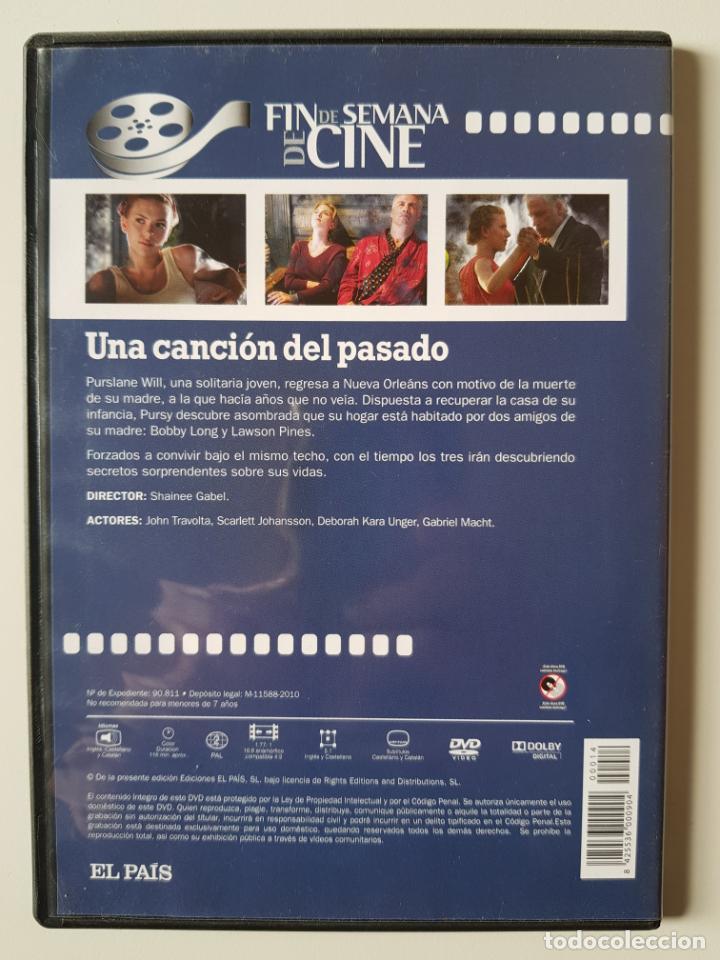Cine: Una cancion del pasado (2004), de Shainee Gabel, con John Travolta, Scarlett Johansson - Foto 2 - 205850900