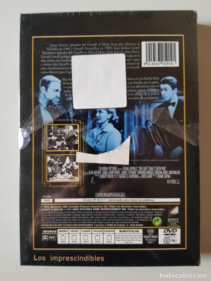 Cine: Vive como quieras (1938), de Frank Capra, con Jean Arthur, Lionel Barrymore, James Stewart, etc - Foto 2 - 205850916