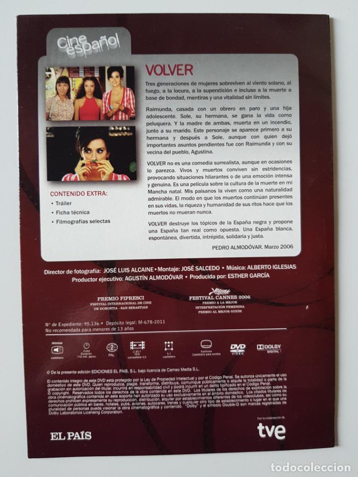 Cine: Volver (2006), de Pedro Almodovar, con Penélope Cruz, Carmen Maura, Lola Dueñas, Blanca Portillo etc - Foto 2 - 205850933