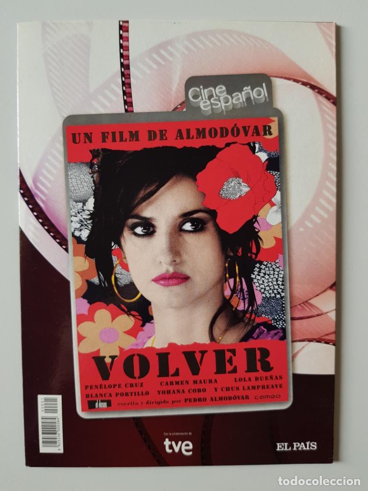VOLVER (2006), DE PEDRO ALMODOVAR, CON PENÉLOPE CRUZ, CARMEN MAURA, LOLA DUEÑAS, BLANCA PORTILLO ETC (Cine - Películas - DVD)
