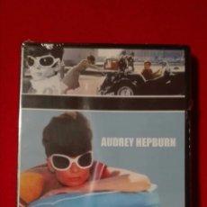 Cine: DVD DOS EN LA CARRETERA - STANLEY DONEN - AUDREY HEPBURN - ALBERT FINNEY. Lote 205860161