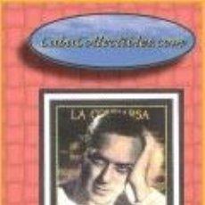 Cine: ERNESTO LECUONA - LECUONA Y SU MUSICA DVD DOCUMENTAL NUEVO. Lote 205868200