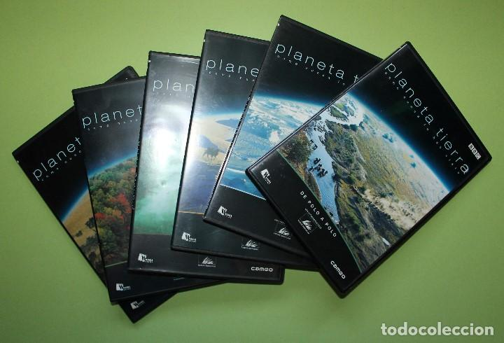 Cine: DVD Cine Película Documental - Serie Planeta Tierra: Como nunca lo has visto - Foto 2 - 206119800