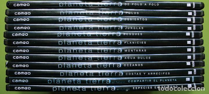 Cine: DVD Cine Película Documental - Serie Planeta Tierra: Como nunca lo has visto - Foto 3 - 206119800