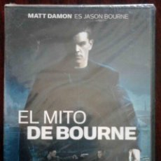 Cine: TODODVD: PRECINTADO. EL MITO DE BOURNE (MATT DAMON, JOAN ALLEN, BRIAN COX, KARL URBAN, JULIA STILES). Lote 206188320