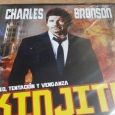 Cine: KINJITE CHARLES BRONSON PRECINTADA 243. Lote 206188343