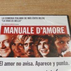Cine: MANUALE D AMORE PRECINTADA 246. Lote 206188538