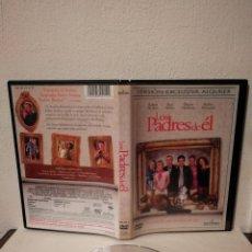 Cine: EDICION ORIGINAL - LOS PADRES DE EL - DVD - ROBERT DE NIRO - BEN STILLER - BARBRA STREISAND. Lote 206189626