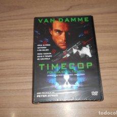 Cinéma: TIMECOP POLICIA EN EL TIEMPO DVD VAN DAMME NUEVA PRECINTADA. Lote 206331665