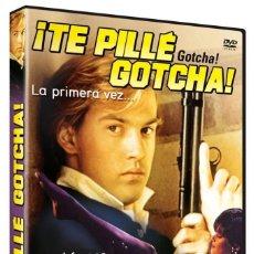 Cine: TE PILLE GOTCHA ! (LINDA FIORENTINO, ANTHONY EDWARDS). DVD NUEVO Y PRECINTADO. Lote 206406678
