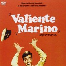 Cine: VALIENTE MARINO (ROBERT WALKER, WALTER MATTHAU). DVD NUEVO Y PRECINTADO. Lote 206406907