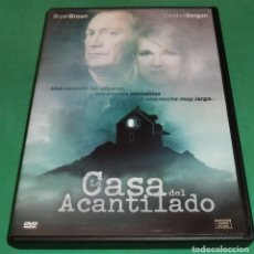 Cine: DVD LA CASA DEL ACANTILADO / BRYAN BROWN / CANDICE BERGEN (UN SOLO PASE) PERFECTO ESTADO!!!. Lote 206414417