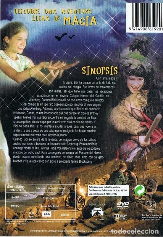 Cine: BIBI LA PEQUEÑA BRUJA Y EL SECRETO DE LOS BÚHOS AZULES - Foto 2 - 206546881