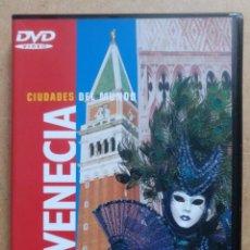 Cine: CINE, DVD REPORTAJE SOBRE LA CIUDAD DE VENECIA. Lote 206598537