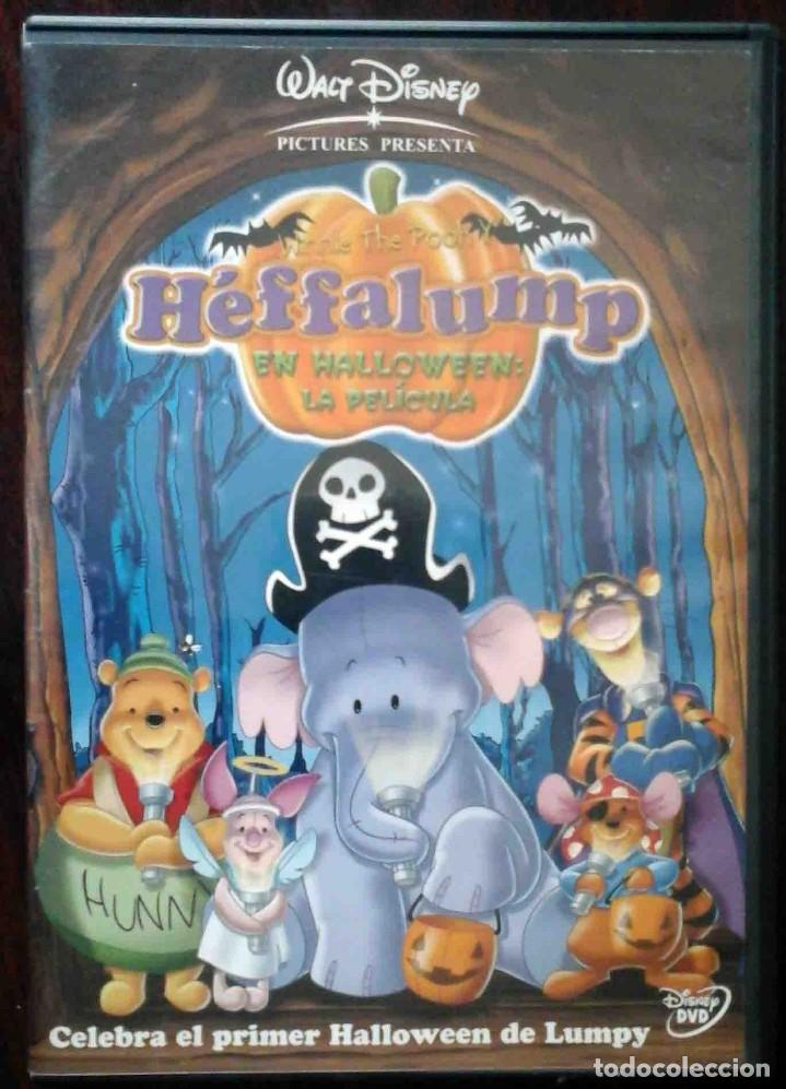 TODODVD: WINNIE THE POOH Y HEFFALUMP EN HALLOWEEN (SAUL BLINKOFF Y ELLIOT M. BOUR) (Cine - Películas - DVD)