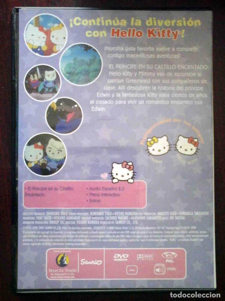 Cine: TODODVD: Hello Kitty y sus amigos Nº 18 - El Príncipe en su castillo encantado. - Foto 2 - 206839492