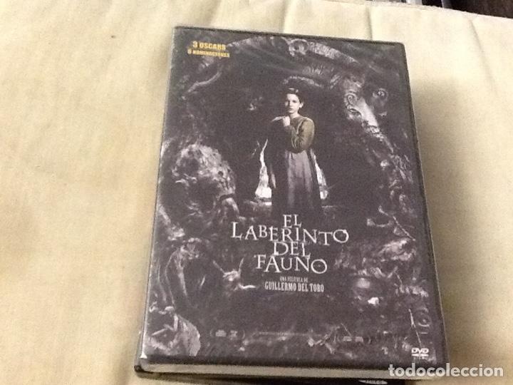 DVD EL LABERINTO DEL FAUNO (Cine - Películas - DVD)
