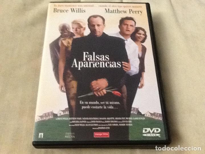 DVD FALSAS APARIENCIAS (Cine - Películas - DVD)