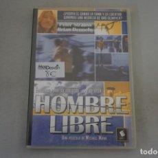Cinema: (10-B7) - 1 X DVD / HOMBRE LIBRE / MICHAEL MANN. Lote 206853803