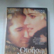 Cine: OTOÑO EN NUEVA YORK. Lote 206887458
