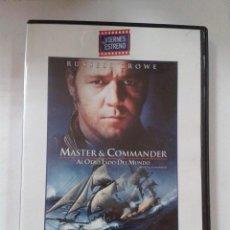 Cine: MASTER & COMMANDER. Lote 206887646
