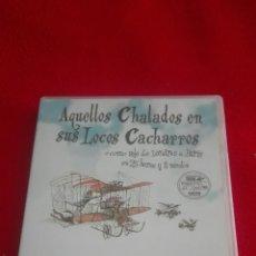 Cine: DVD AQUELLOS CHALADOS EN SUS LOCOS CACHARROS - ALBERTO SORDI STUART WHITMAN SARAH MILES. Lote 206888285