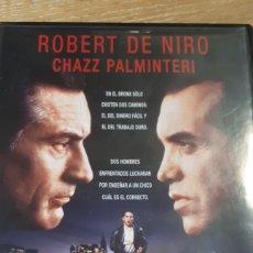 Cine: UNA HISTORIA DEL BRONX ROBERT DE NIRO CHAZZ P0ALMINTERI 434. Lote 206937443
