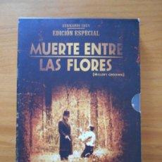 Cinema: DVD MUERTE ENTRE LAS FLORES (MILLER'S CROSSING) - EDICION ESPECIAL CAJA DE CARTON - COEN (AQ). Lote 206980551