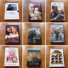 Cine: COLECCIÓN DE 80 PELÍCULAS EN DVD. Lote 207045768