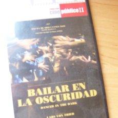 Cine: BAILAR EN LA OSCURIDAD, PELICULA DVD DE LARS VON TRIER. Lote 207046583
