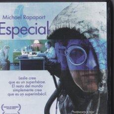 Cine: ESPECIAL - MICHAEL RAPAPORT [DVD]. Lote 207065062