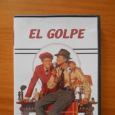 Cine: DVD EL GOLPE (THE STING) - ROBERT REDFORD, PAUL NEWMAN (Z3). Lote 207065761
