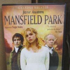 Cine: DVD - MANSFIELD PARK / JANE AUSTEN - PEDIDO MINIMO DE 10€. Lote 207073621