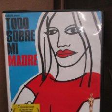 Cine: DVD -TODO SOBRE MI MADRE / PEDRO ALMODOVAR - PEDIDO MINIMO DE 10€. Lote 207074682