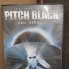 Cine: DVD - PITCH BLACK / VIN DIESEL / EDICION ESPECIAL - PEDIDO MINIMO DE 10€. Lote 207074837