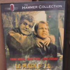 Cine: DVD - LA PLAGA DE LOS ZOMBIES / HAMMER COLLECTION - PEDIDO MINIMO DE 10€. Lote 207104467