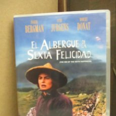 Cine: DVD - EL ALBERGUE DE LA SEXTA FELICIDAD - PEDIDO MINIMO DE 10€. Lote 207104601