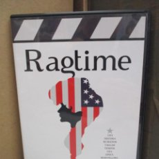 Cine: DVD - RAGTIME - PEDIDO MINIMO DE 10€. Lote 207105191