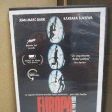 Cine: DVD - EUROPA / LARS VON TRIER - PEDIDO MINIMO DE 10€. Lote 207105351