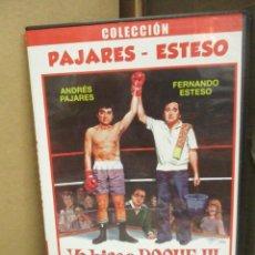 Cine: DVD - YO HICE A ROQUE III / PAJARES / ESTESO - PEDIDO MINIMO DE 10€. Lote 207106675