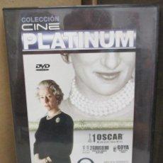 Cine: DVD - THE QUEEN / STEPHEN FREARS / HELEN MIRREN - PEDIDO MINIMO DE 10€. Lote 207107096