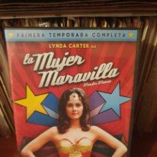 Cine: LA MUJER MARAVILLA / PRIMERA TEMPORADA COMPLETA. Lote 207143381