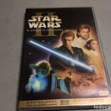 Cine: STAR WARS II EL ATAQUE DE LOS CLONES. Lote 207143762