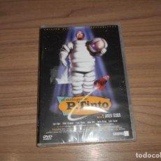 Cine: EL MILAGRO DE P. TINTO EDICION ESPECIAL COLECCIONISTA DVD DE JAVIER FESSER LUIS CIGES PRECINTADA. Lote 207202860