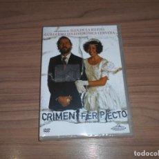 Cine: CRIMEN PERFECTO DVD DE ALEX DE LA IGLESIA NUEVA PRECINTADA. Lote 207202995